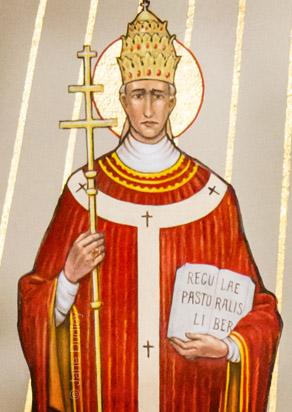 Saint gregory the great according to http saints sqpn com pope saint