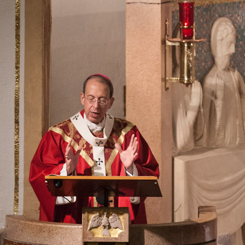 Archbishop Lori had an excellent homily on freedom. Will link to the text if it becomes available.